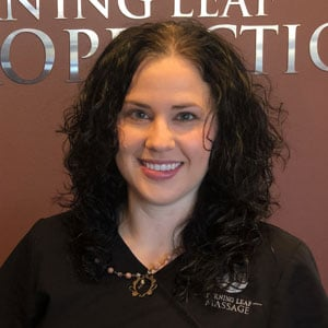 Chiropractic Lakeville MN Amanda Massage Therapist